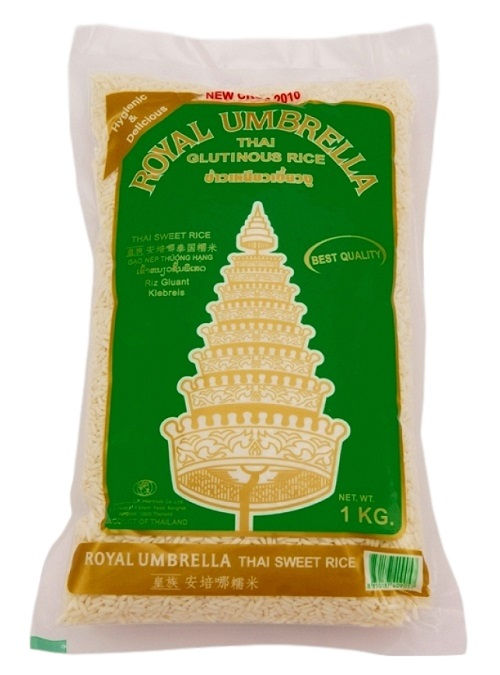 Riso glutinoso - Royal Umbrella 1 Kg.